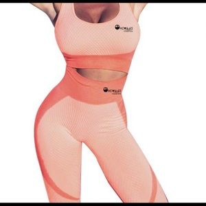 Apparel work out fit